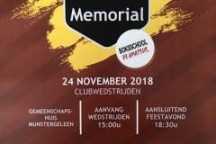 2018-11-24 John Huiveneers Memorial